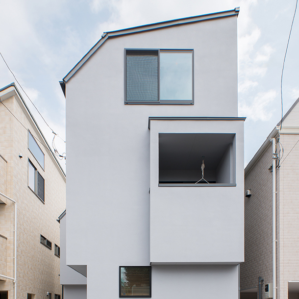 urban simple house